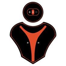 FOUAVRTEL  2019 Super Quality Neck Massager EMS Muscle Trainer Stimulator Abdominal Back Body