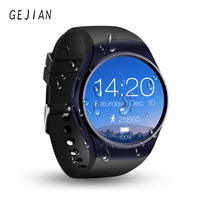 Mens Smart watch Pedometer Fitness Tracker Heart rate blood pressure Womens Waterproof Sportswatch Bluetooth for iOS Android