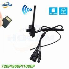 HQCAM 720 P 960 P 1080 P Аудио wifi ip-камера Крытая беспроводная камера видеонаблюдения домашняя камера безопасности onvif-камера TF карта слот приложение CAMHI