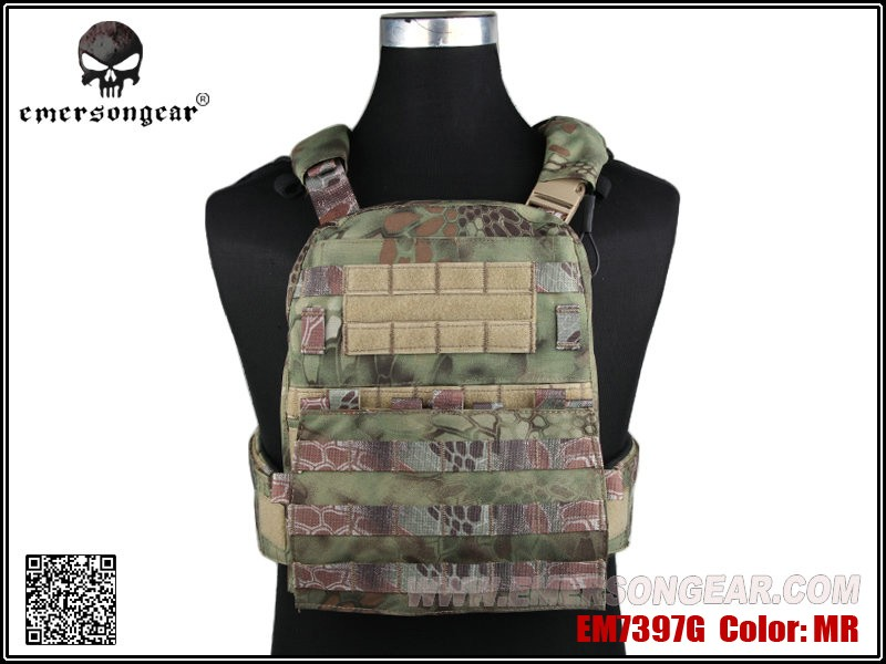 Molle Vest Airsoftsports Hunting Genuine Multicam Fabric Avs Vest Emerson Cp Style Adaptive Heavy Version Airsoft Em7397 Aor2