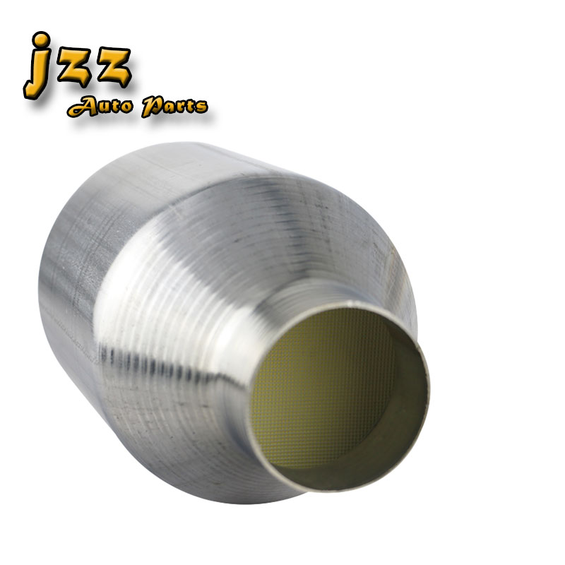 JZZ universal high quality Ceramic Catalysts to improve car gas 63mm earthenware catalytic converter to Purify