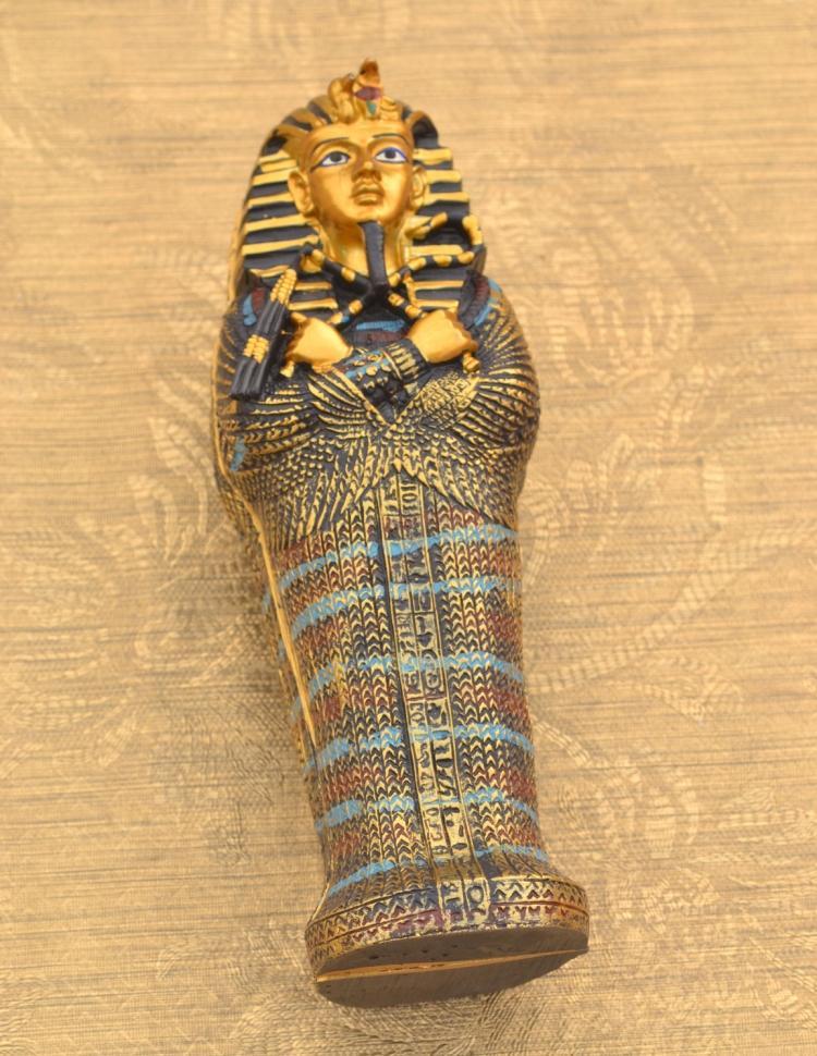 Bar spook huis decoraties Egyptische geschenken Farao mummies - Huisdecoratie