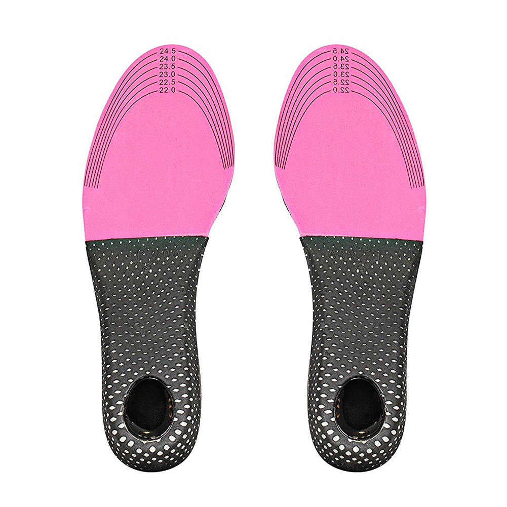 Anti-Slip and Light-Weight Height Increasing Insole for Women