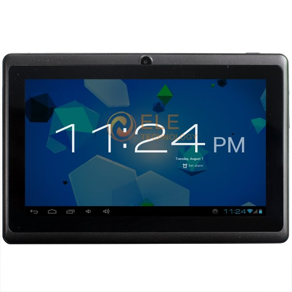 Android 4 0 tablet battery life