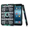 Cute Elephant Kid Case Cover for iPad Mini 3 2 1 Hybird Shockproof PC Rugged Protective Cases for Coque iPad Mini 2