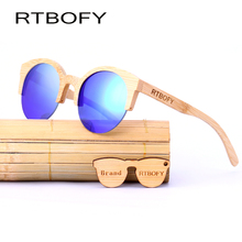 RTBOFY Wood Sunglasses Women 2017 Cat Eye Sun Glasses For Women  Brand Designer lunette de soleil Gafas Sunglasses Eyewear