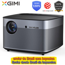 XGIMI H2 DLP Projector 1080p Full HD Shutter 3D 4K Video Projector Android tv Bluetooth Wifi Home Theater Motion compensation(China)