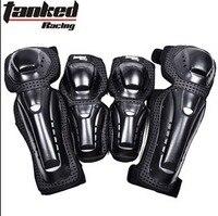 Tanked Moto racing motorrad knieellenbogenschutz vierteilige langlaufschuhe ritter gear Radfahren beinlinge warme wind T-602