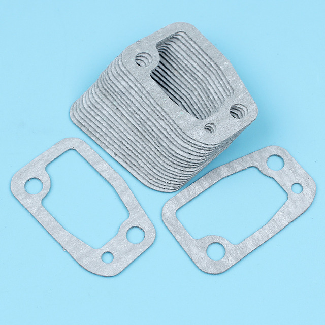 US $8 99 |20Pcs/lot Carburetor Intake Manifold Gasket For Husqvarna 61 262  266 268 272 281 288 Chainsaw Replacement Parts-in Chainsaws from Tools on