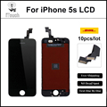 10pcs/lot Best AAA Quality For iPhone 5S LCD Display Screen with touch Digitizer Assembly replacement parts DHL free