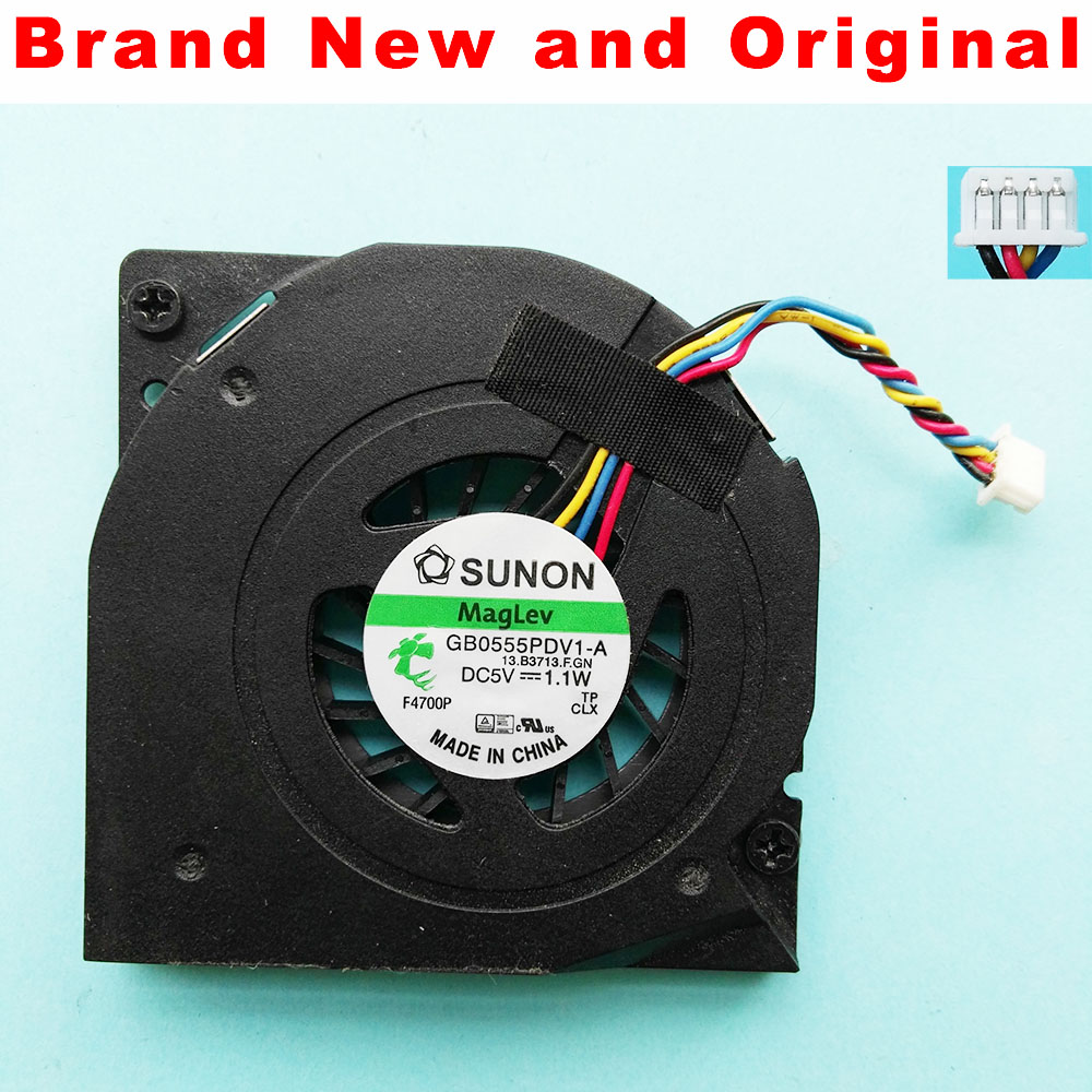 New original cpu cooling fan FOR GIGABYTE BRIX PC MINI Computer CPU fan Cooler for Intel NUC NUC5CPYH fan FOR ASUS VivoMini FAN