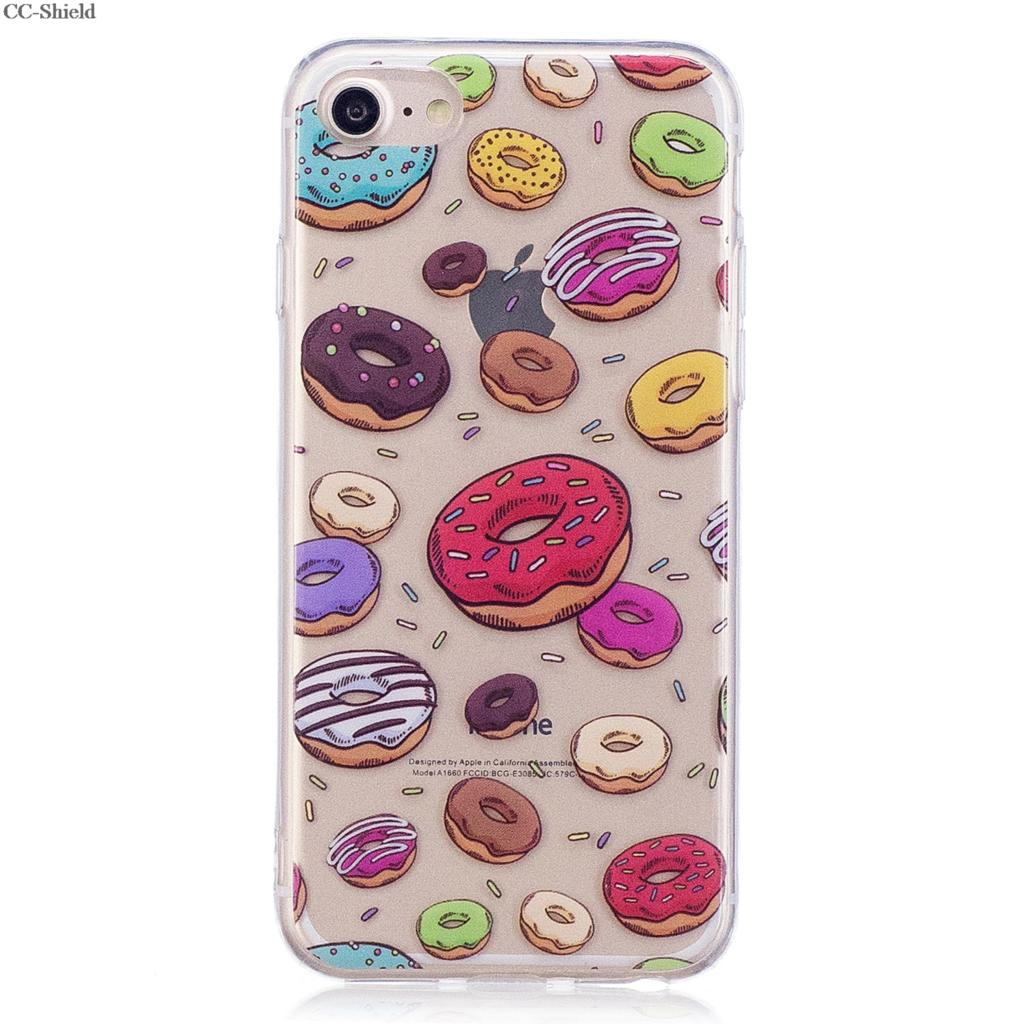 Fitted TPU Case for Apple iPhone 7 4.7 inch Fashion Soft Silicone Phone Case for Apple i Phone 7 Phone7 iPhone7 4.7 cases