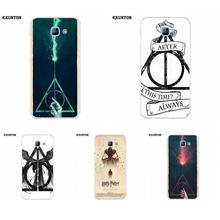 Custom Harry Potter - Deathly Hallows Soft Phone For Xiaomi