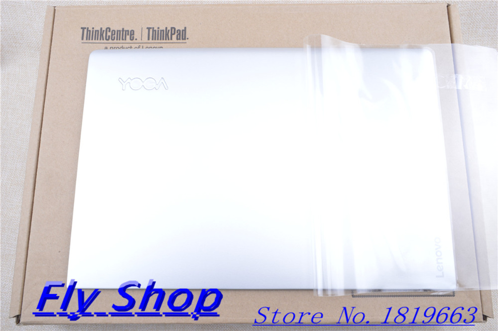 ФОТО New/Original For Lenovo Yoga 4 Pro Yoga 900 Lcd Back Cover AM0YV000100 Silver