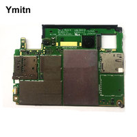 Ymitn unlocked Housing Mobile Electronic panel mainboard Motherboard Circuits Cable With OS For Sony Xperia M4 E2363 E2303