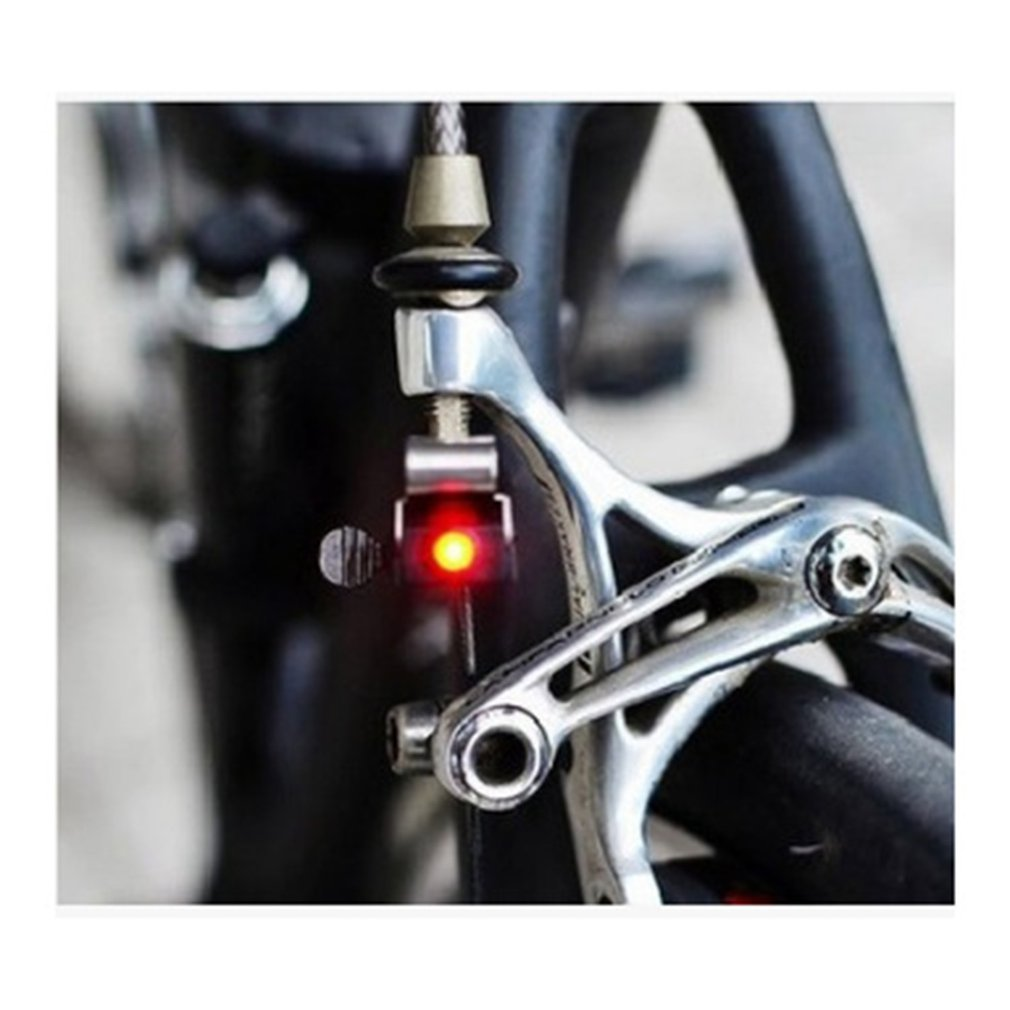 Bicycle V Brake Brake Light Road Bike Accessories Brake Light Folding Car Brake Lights Riding Equipment