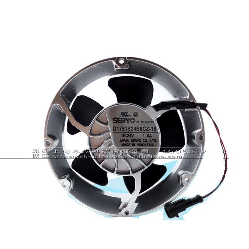 new original D1751S24B6CZ-16 24V ABB drive ACS510 / 550 fan полюс abb 1sca105461r1001
