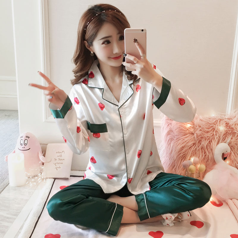 women   pajamas     sets   winter lingerie Sexy Women Ladies Lace Sleepwear Lingerie Temptation Babydoll Nightdress Top and pants Suit