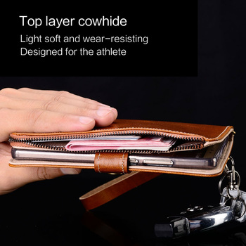 Heavy Duty Zippers | Luxury Brand Phone Case Cell Phone Zipper Bag Phone Case For IPhone X Phone Handmade Custom For Iphone 8 Case