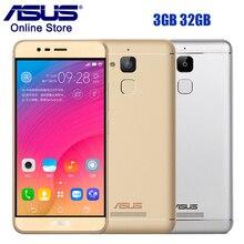 ASUS Zenfone Pegasus 3 X008 3GB 32GB Процессор MT6737 Смартфон Четырёхъядерный Android 6.0 5.2 дюймов Сенсорные Отпечатка Пальцев 4100 мАч Мобильный телефон