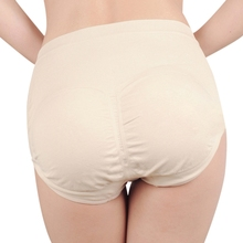 Mulheres controle da barriga cintura slimming shapewear seamless tummy shaper calcinha calcinhas de cintura alta espartilho cinturão underwear