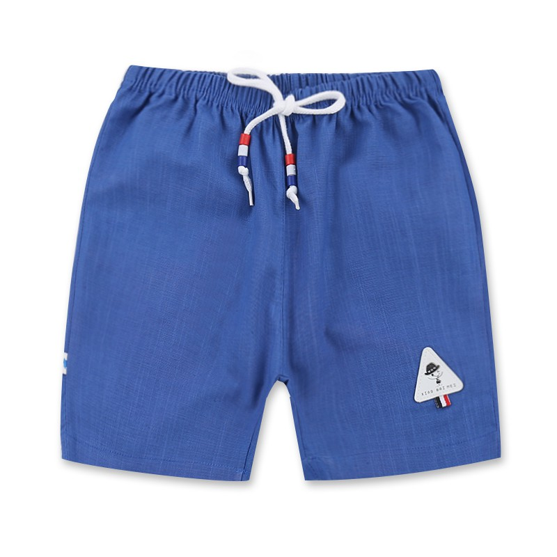 Fashion Kids Baby Boys Girls Unisex   Shorts   Children's Summer Cotton And Linen Five Minutes To Wear Casual   Shorts