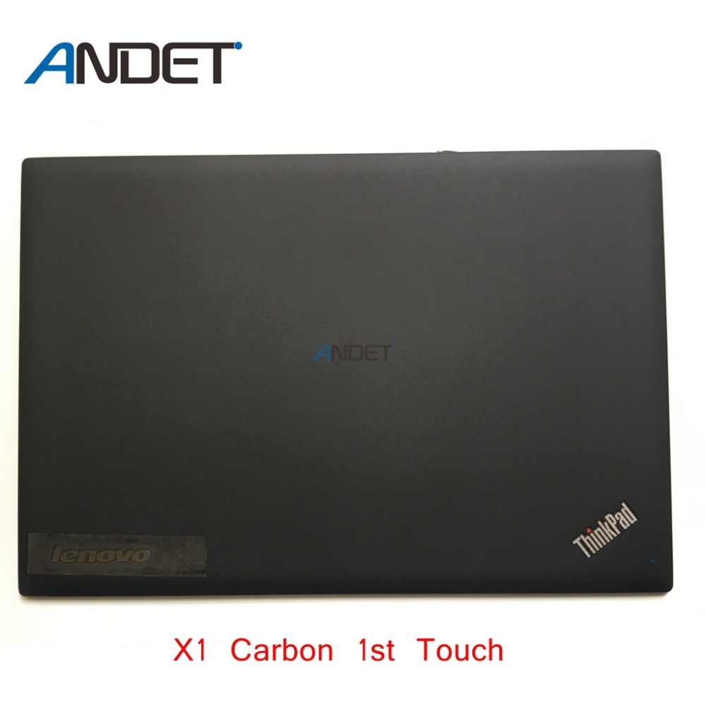Lenovo ThinkPad X1 Carbon Gen 1 Lcd Cover Rear Lid Back Top Case Touch 60.4RQ20.004 Non-Touch 60.4RQ15.004 04Y1930 04X0426 цена 2017