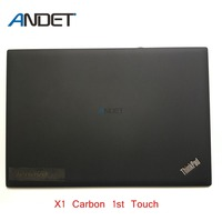 Lenovo ThinkPad X1 Carbon Gen 1 Lcd Cover Rear Lid Back Top Case Touch 60.4RQ20.004 Non Touch 60.4RQ15.004 04Y1930 04X0426