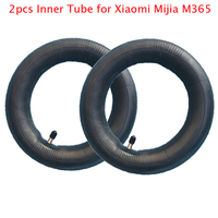 2Pcs Inner Tubes Pneumatic Tires Tyre For Xiaomi Mijia M365 Electric Scooter 8 1 2x2 Upgraded