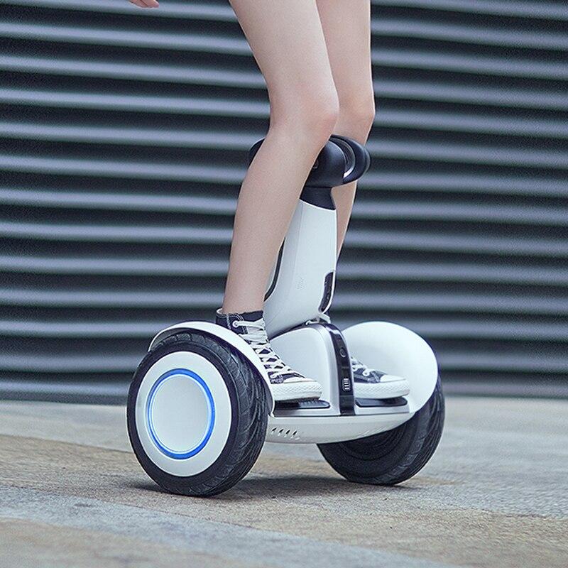Mi Nine Plus Electric 11 inch Self Balancing Scooter 18km / h - Elektronik pintar - Foto 5