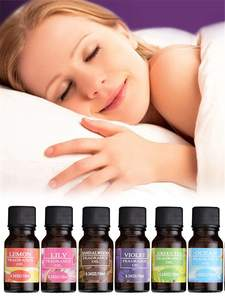 Essential-Oils Lamp Humidifier Fragrance Lavender Aroma-Diffuser Sandalwood Cherry