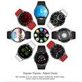"""Kw88 3g wifi gps smart watch 1.39 """"Touch Screen Relógio de Pulso Com Câmera 2.0MP Bluetooth Apoio Nano Cartão SIM Monitor de Freqüência Cardíaca"""