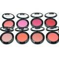 1pcs Face Makeup Blush Palette Powder 8 different Color Brighten Long Lasting Natural Cheek Cosmetic Blush