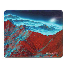 High Quality Locking Edge Gaming Mouse Pad Game pad Mousepad mat For Dota2 LOL CF Northern Lights коврик для мыши