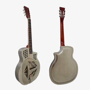 Triolian Vintage Steel Body Tricone Resonator Guitar Free Guitar case guitar strap  A48-SCM 8 1 2inch tricone bit cutter tricone palm