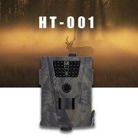 HT 001 Hunting Trail Camera 940nm Wild camera GPRS IP54 1080P Night Vision for Animal Photo Traps Hunting Camera fotolovuska