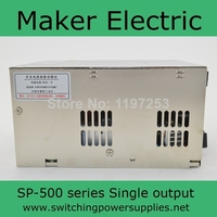 factory direct hot sale 27v 18A 500w power supply SP 500 27 18A