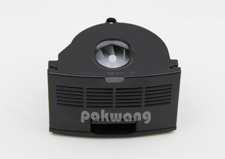 Dustbin Fan Black  1 pc of XR510  Robot Vacuum Cleaner Spare Parts and Accessories dustbin baby