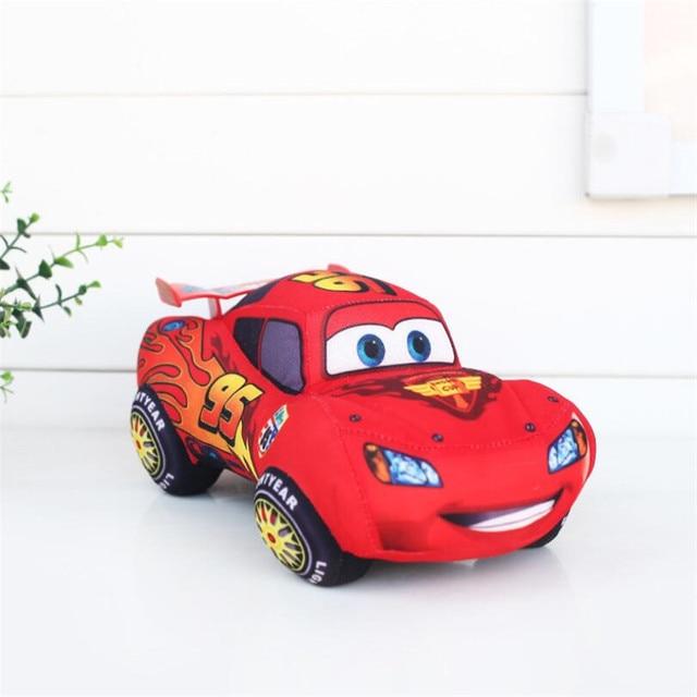 Disney Pixar Carros Relâmpago McQueen 3 17 CENTÍMETROS Carros Bonitos Dos Desenhos Animados de Pelúcia Boneca Brinquedos de Pelúcia Para As Crianças Presentes