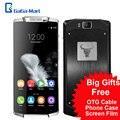 "Em Estoque Original Oukitel K10000 5.5 ""MT6735 4G 10000 mAh Longa Espera Smartphone Android 6.0 Pirulito 2 GB + 16 GB 13MP Telefone Móvel"