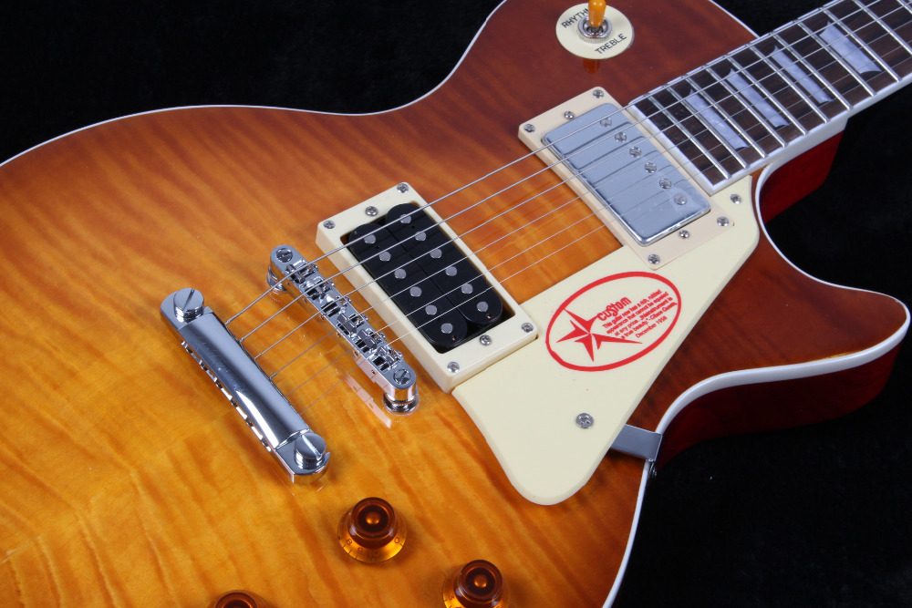 In Stock - Jimmy Page Number Two VOS standard LP Flamed Maple free shipping free shipping 10 tnt4882 aq page 9 page 6