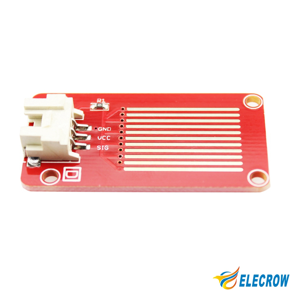 Elecrow Crowtail Water Sensor Module for Arduino Liquid Surface Height Electronic DIY Kit