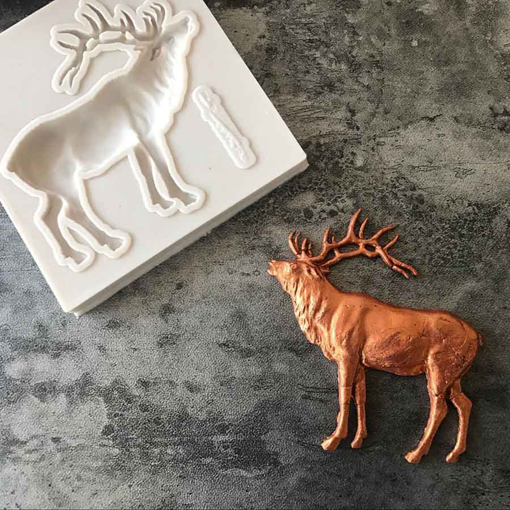 № Discount for cheap molds reindeer and get free shipping