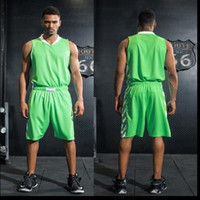 Basketball suit suit men's Jersey customized group buying training competition uniform vest