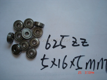 Free shipping---50pcs 625zz s625zz ball bearings 5*16*5MM S625zz stainless steel bearings