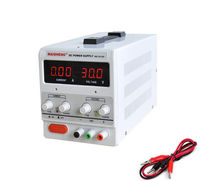 Variable Linear Adjustable Lab DC Bench Power Supply MS 305D 0 30V 0 5A 150W