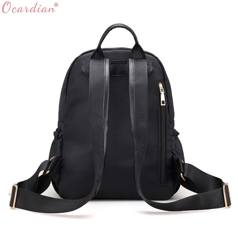 Ocardian Backpacks Leisure Oxford Backpack Women Backpack Female For School In Korean Style Backpack Female Jl 17 #2