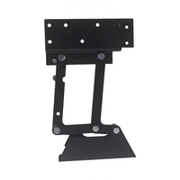 Lift up Modern Coffee Table Mechanism Hardware Fitting Furniture Hinge Gas Hydraulic Bracket 1 Pair, 295mm/11.6 inch