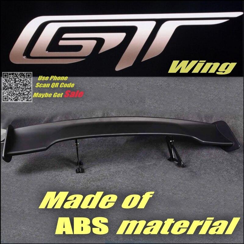 Voiture Grand GT Aileron Arrière Aile Queue Déflecteur/Lames Drift Pour Mitsubishi Eclipse Plymouth Laser Eagle Talon Tuning Ténacité