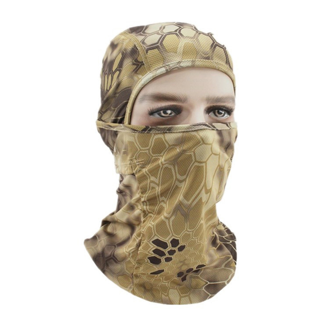 Summer Breathable Motorcycle Face Mask Thermal Synthetic Silk Ultra Thin Bicycle Bike Ski Face Mask Balaclava Hat Headwear 3